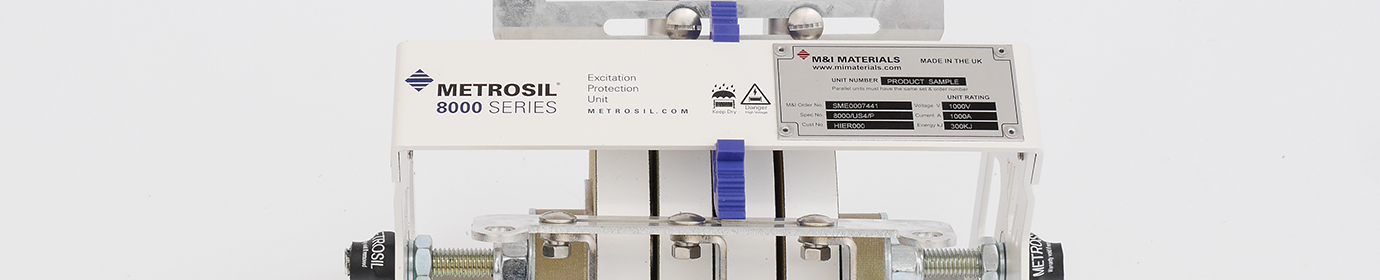 Four Disc Metrosil Excitation Protection Unit